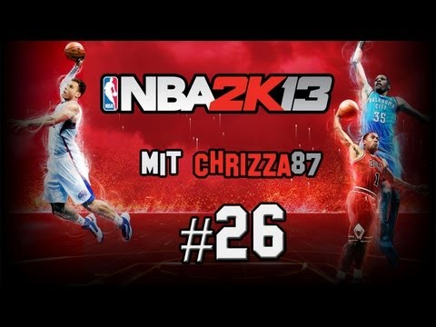 Let's Play NBA 2K13 (Meine Karriere) #26 - Probleme gegen L. Odom [GER/Full HD]