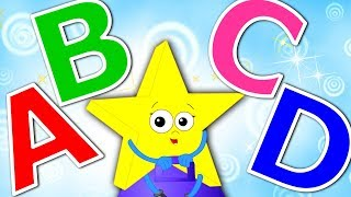 ABC Song | Learn Alphabets | Nursery Rhymes | Baby Song