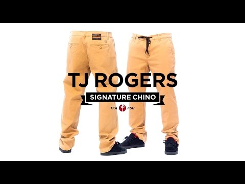 Red Dragon Apparel - TJ Rogers Signature Chino