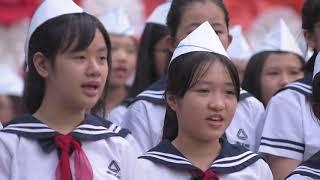 Lễ khai giảng trường Lương Thế Vinh năm học 2017-2018