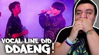 BTS 5TH MUSTER - DDAENG (VOCAL LINE RAPS!!) REACTION