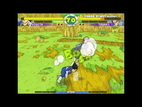 Super Dragon Ball Z PlayStation 2 Review - Video Review