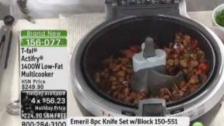 T-fal Actifry 1400-Watt Low-Fat Multicooker