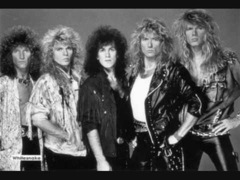 Whitesnake -  Ain&#039;t No Love In the Heart Of The City