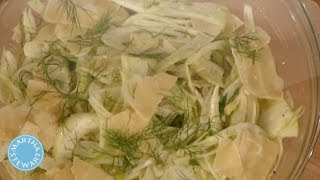 Italian Fennel Salad - Meatless Monday - Martha Stewart