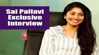 Sai Pallavi Exclusive Interview | Kanam Movie | Naga Shourya | V6 News