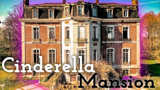 Abandoned millionaire Cinderella mansion left to rot