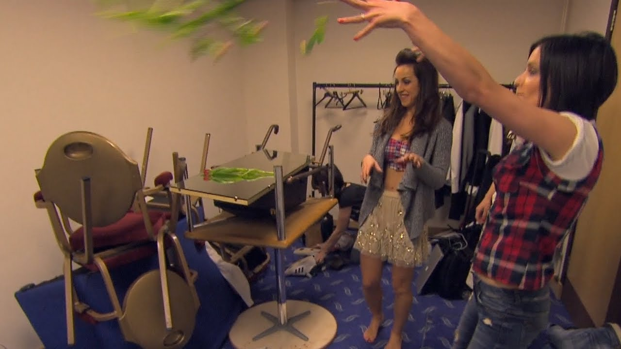 B*witched Dressing Room Prank