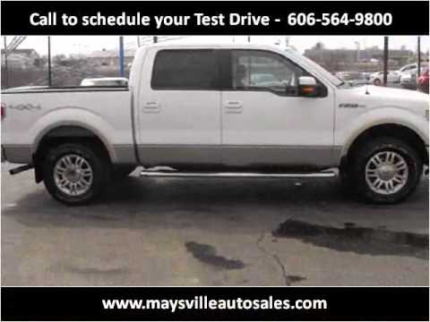 2010 Ford F-150 Used Cars Maysville KY