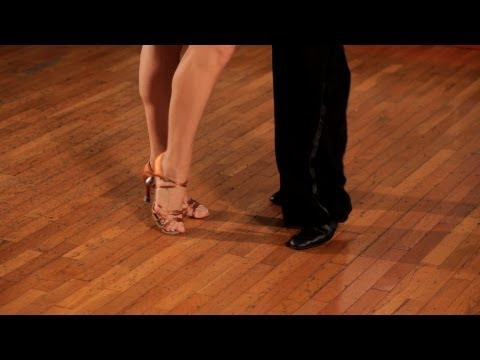 How To Do Basic Swing Dance Steps | Ballroom Dance video