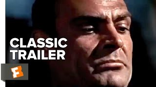 Goldfinger Official Trailer #1 - Sean Connery Movie (1964) HD