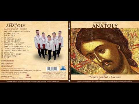 Cvintetul vocal ANATOLY - Era odat' o tainca gradina