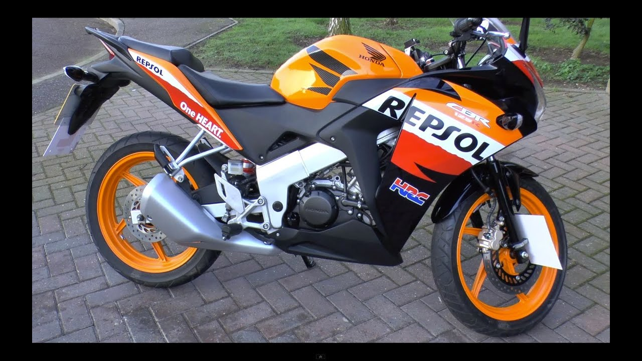 Honda Repsol Cbr125r Review Mb Youtube
