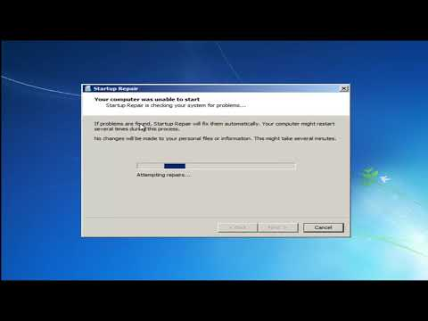 How To Repair Windows 7 And Fix Corrupt Files Without CD/DVD [Tutorial] thumbnail