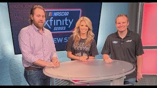 Xfinity Preview: Custer joins and previews Iowa