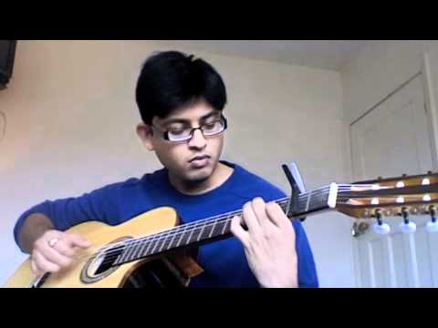 Alvida (cover) - Life in a Metro - Fingerstyle Guitar