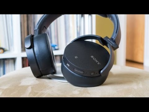 Sony MDR XB950N1 Extra Bass Headphones review