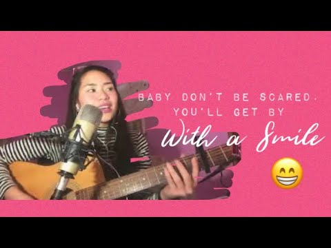 With a Smile - cover (Ereaserheads) Reese Lansangan style