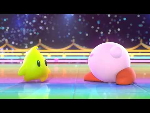 Rosalina & Luma - Smash Bros Wii U & 3DS (High Quality Gameplay)