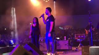 Atif Aslam Neha Kakkar Dil Diyan Gallan Unplugged Live