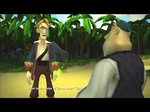 Tales of Monkey Island Chapter 1 Review