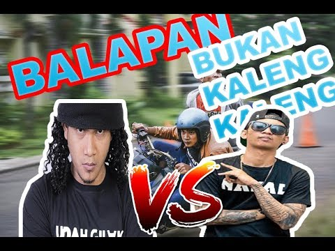 MAELL LEE DAN YOUNG LEX BALAPAN | KOMPILASI FULL VIDEO MAELL LEE