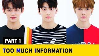 [ENG SUB] TXT TMI Part 1 - Soobin, Yeonjun, Beomgyu   DEBUT CELEBRATION SHOW