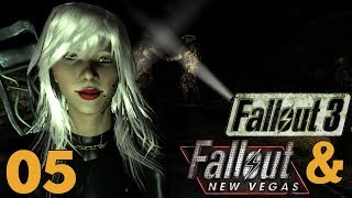 Modded Fallout 3 & New Vegas | COMPANION SONIA MOD!!!  E05  (Tale of Two Wastelands)