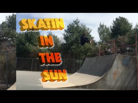 Kevin Klemme - Skatin In The Sun