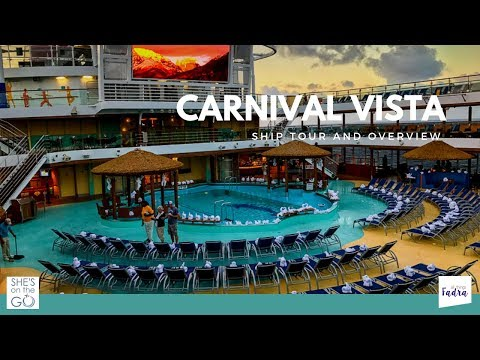 An Overview of the Carnival Vista - All Things Fadra