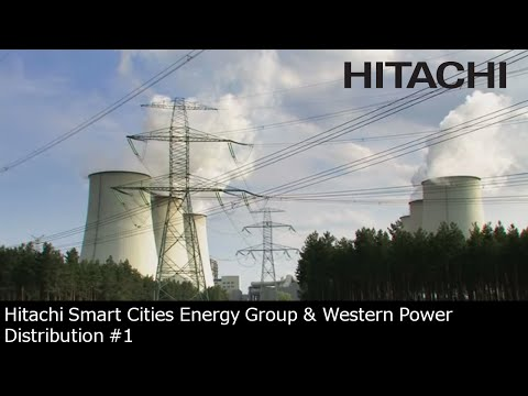 Hitachi Smart Cities Energy Group & Western Power Distribution joint venture (UK) - Preview