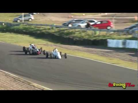 2012 Scottish Formula Ford 1600 Meeting 6 KNOCKHILL