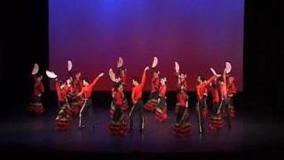 Spanish Dance( Warrior Dance Music) Bauhinia Cup 08 Competition