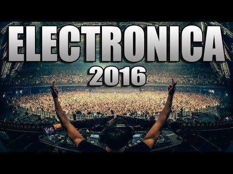 MIX DE MUSICA ELECTRONICA 2016 , Lo Mas Nuevo / Con Nombres