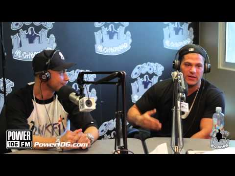 Pauly D and Ronnie talk about Jersey Shore the Final Season
