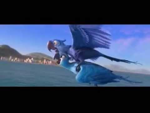 Rio (movie Scene) - Ending video