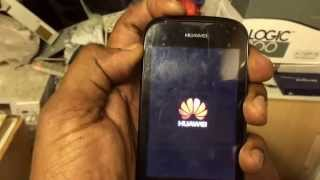 How To: Hard Reset Huawei Ascend Y201