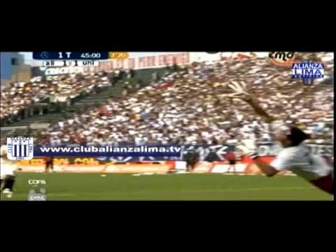 Los mejores goles de Alianza Lima en los Clásicos capítulo 1