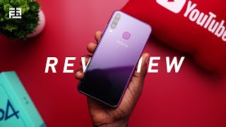 Infinix S4 Unboxing & Review - A Notch Forward