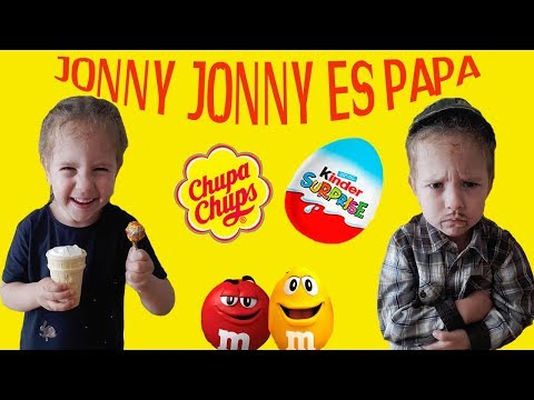 Jonny Jonny Yes PaPa | Nursery Rhymes | Songs For Kids | Funny SonG