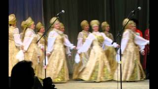 Slavic Song Choir (Moscow) - Cossack Suite