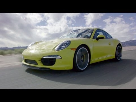 2014 Porsche 911 Carrera S Review - TEST/DRIVE