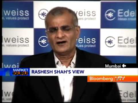 Market Guru: Rashesh Shah From Edelweiss On Indian Market Situation