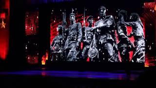 БКЗ «Октябрьский»  концерт «Ленинградская победа»