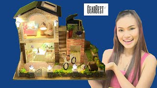 DIY Căn Nhà Mini House Từ Công Ty Gearbest / Căn Nhà Số 3 romantic house