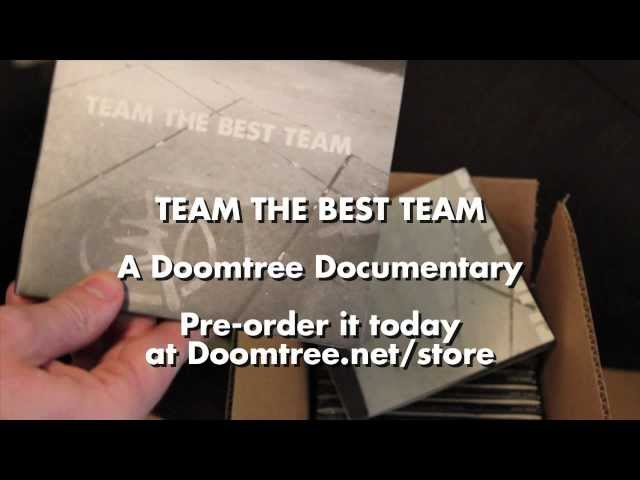 Team The Best Team DVD — Hands On Packaging Video