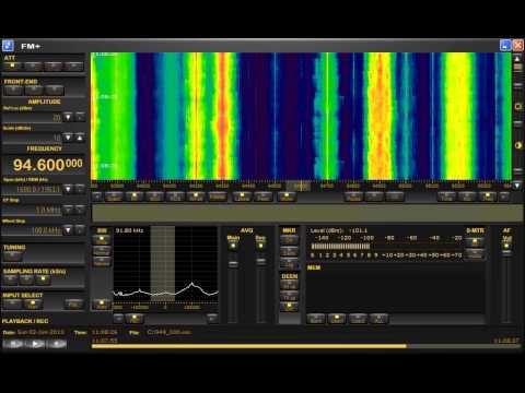 FM DX sporadic E Tunisia Radio MFM Sousse 94.6 MHz