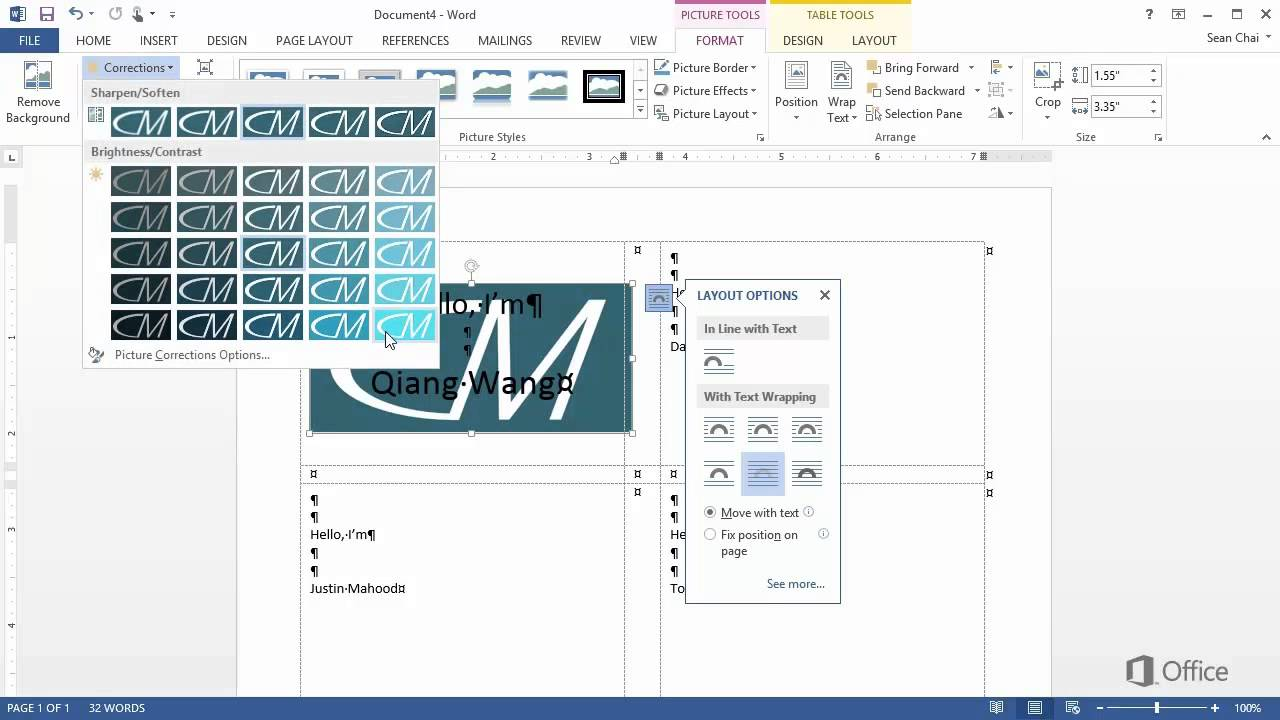 how to create labels in word 2013