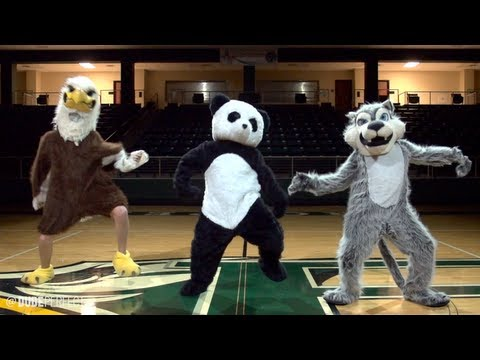 MASCOT SCHOOL  | Dude Perfect