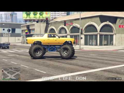 GTA 5 ONLINE SECRET CARS AND HIDDEN VEHICLES ( FREE BURGER SHOT STALLION ) RARE CARS